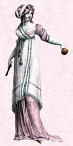 Dress from Le Journal Des Dames et Des Modes 1799