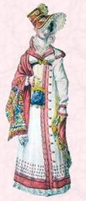1817 - European and Military Influence in Regency Pelisse Coat Decoration