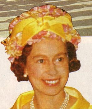 Queen Elizabeth II's Hats to Mid 1970s. The Queens Royal ...