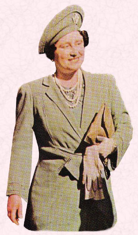 lady vintage clothing