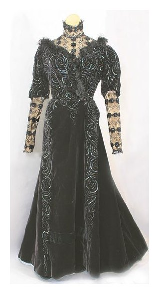 Collecting Antique Amp Vintage Couture Clothes 5 Fashion