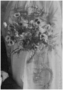 1920 Bridal Bouquet