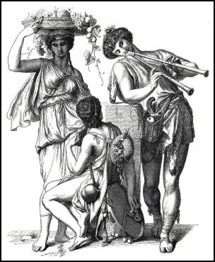 women in athens and roman society [roman law and society were patriarchal and outwardly predicated on the  in  ancient athens, women had significant property-holding capacities, but.
