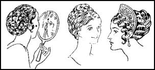 ancient rome woman hair styles