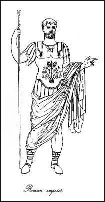 Emperor Constantine Coloring Page