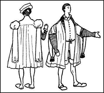 The Doublet & The Partlet 1550