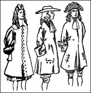 Modified Frock Coats For Ordinary Men