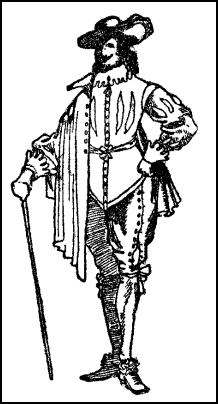 king charles the first costume 1625 1649 english