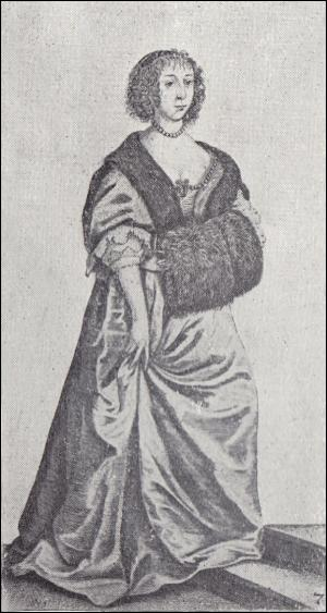Image 7 - 1639 - Lady With Fur Muff Standing On Two Steps