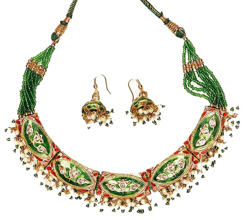 Indian Jewellery And Clothing: SERENITY: BIJUTERII