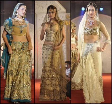 Lehenga Skirt & Bra Choli Styles