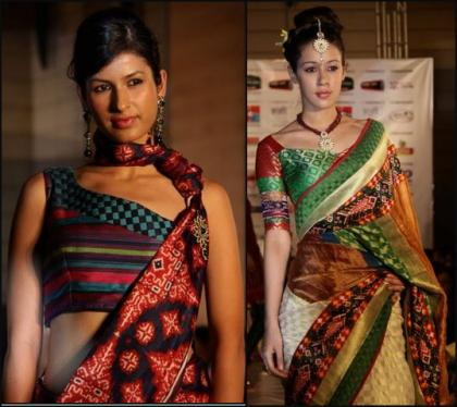 Rich Patterned Fabrics - Indian Prints