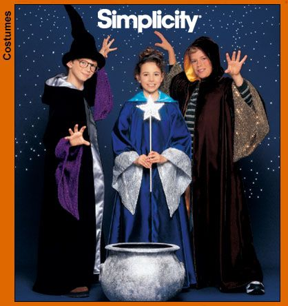 Children\'s Sewing Patterns for Fancy Dress Costumes