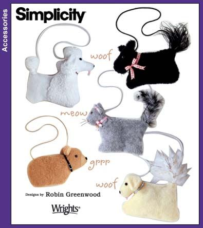 Animal sewing pattern - photo#23