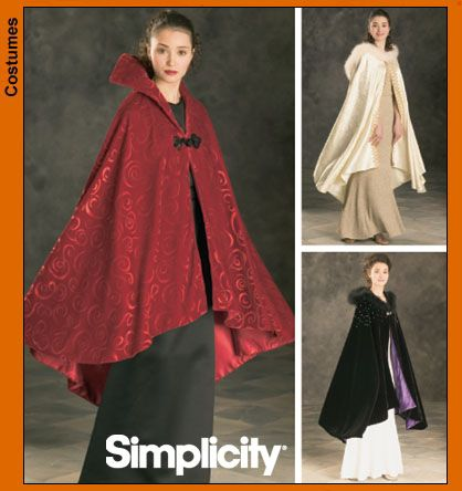 Dress Patterns Free on Craft Customs   Simplicity Sewing Pattern 5373 For Christmas Costumes