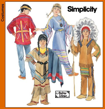 Simplicity Pattern ...  sc 1 st  Fashion Era & Childrenu0027s Sewing Patterns for Fancy Dress Costumes