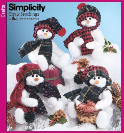 Christmas Customs - Xmas Ideas Home Simplicity Pattern