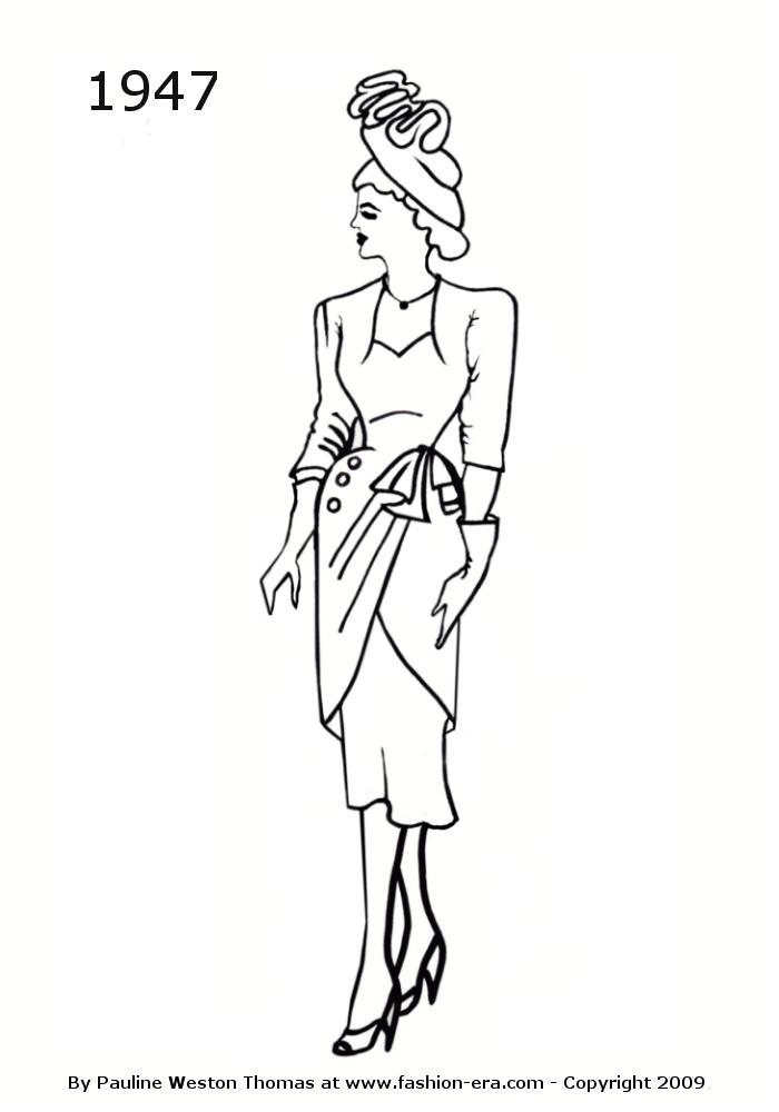 printable 50s coloring pages - photo#18