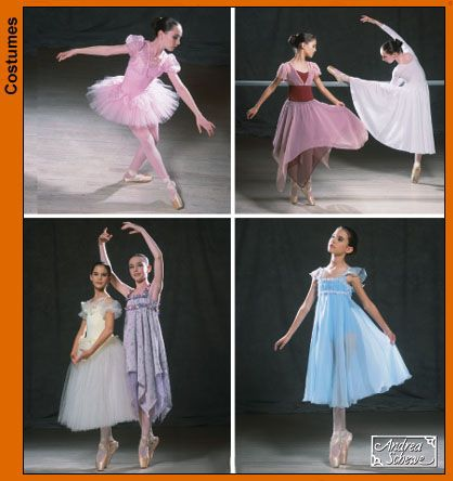 Girls Dress Patterns Free on Pattern 5136 Ballerina Tutu Image Courtesy Of Simplicity Com