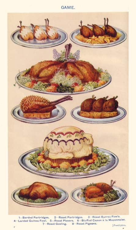 Recipes from the 1920 s