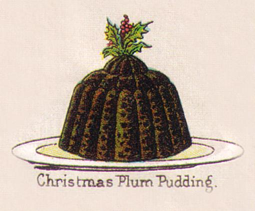 Victorian era christmas pudding recipes