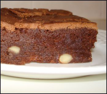 Brownie cake recipe from fashion-era.