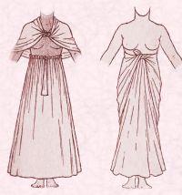 Egyptian Clothes Dress