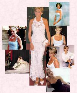 Princess Diana 1980s Fashion History And Style Icon
