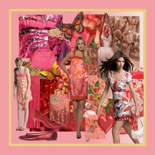 Fashion Mood Boards For Spring 2007 Fashion History