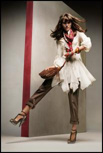 Fashion Trends 2009 Spring And Summer Key Looks