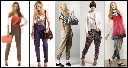 Style Developments For Spring 2010