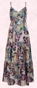 292b05cb633 Plus Sizes Maxi Dresses Evans Butterfly Maxi Dress Summer 2010 -  £59.50 €89.50. Evans Plus Size Fashions ...