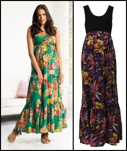 Plus Size Maxi Dress Maternity Fashion 2010 - Fashion ...