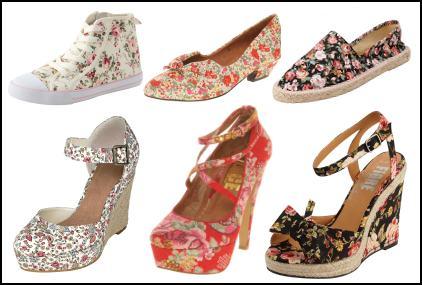 Key Footwear Fashion Trends 2011 Summer