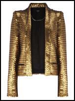 Debate Trends: Golden Sequin Jackets