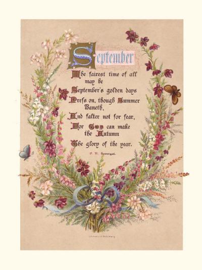 Calendar Months - September birthstones and astrology ...