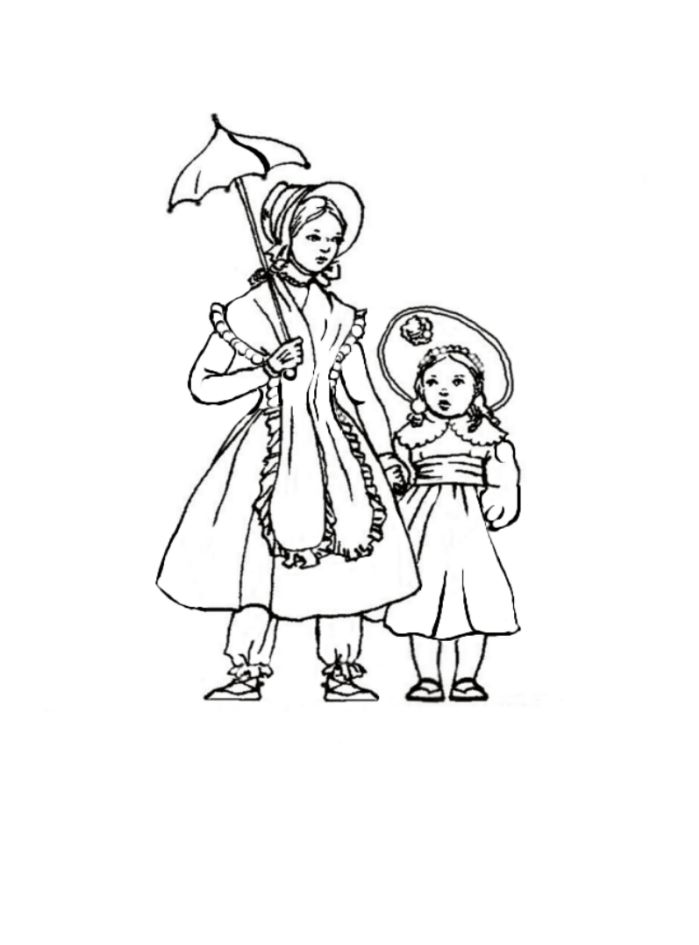 children in costume history 1850 60 mid victorian fashions for 1970 Female Outfit 1850 colouring in pictures of victorian children s costume