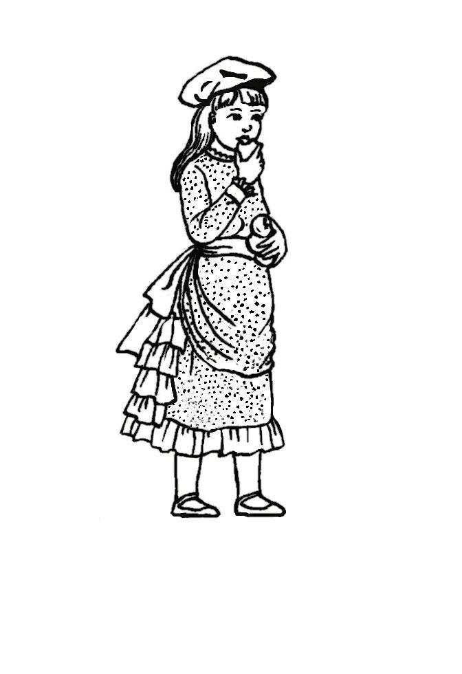 Children in Costume History 1880