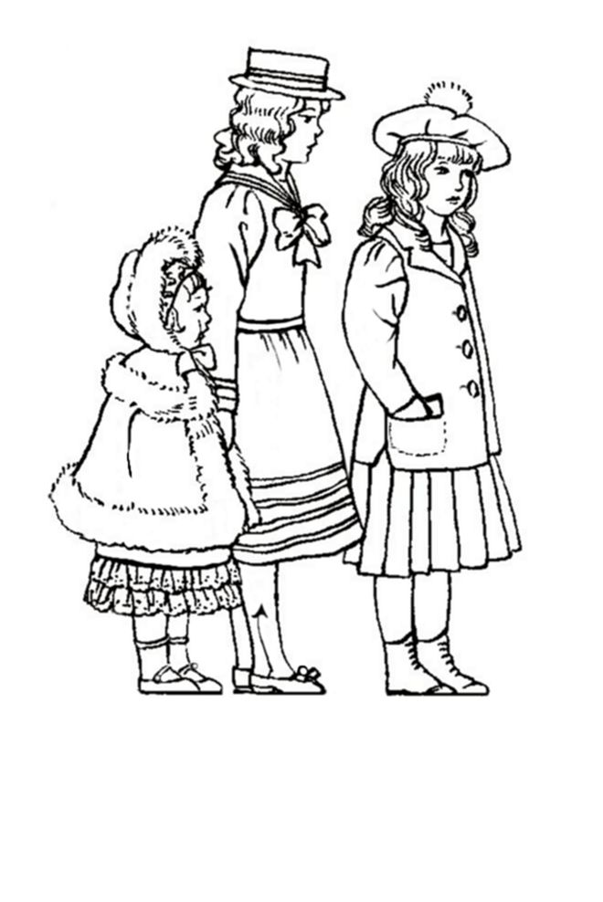 Children In C20th Costume History 1900 1910 Edwardian