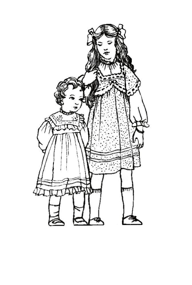 Children In Costume History 1910 1920 Edwardian Fashions
