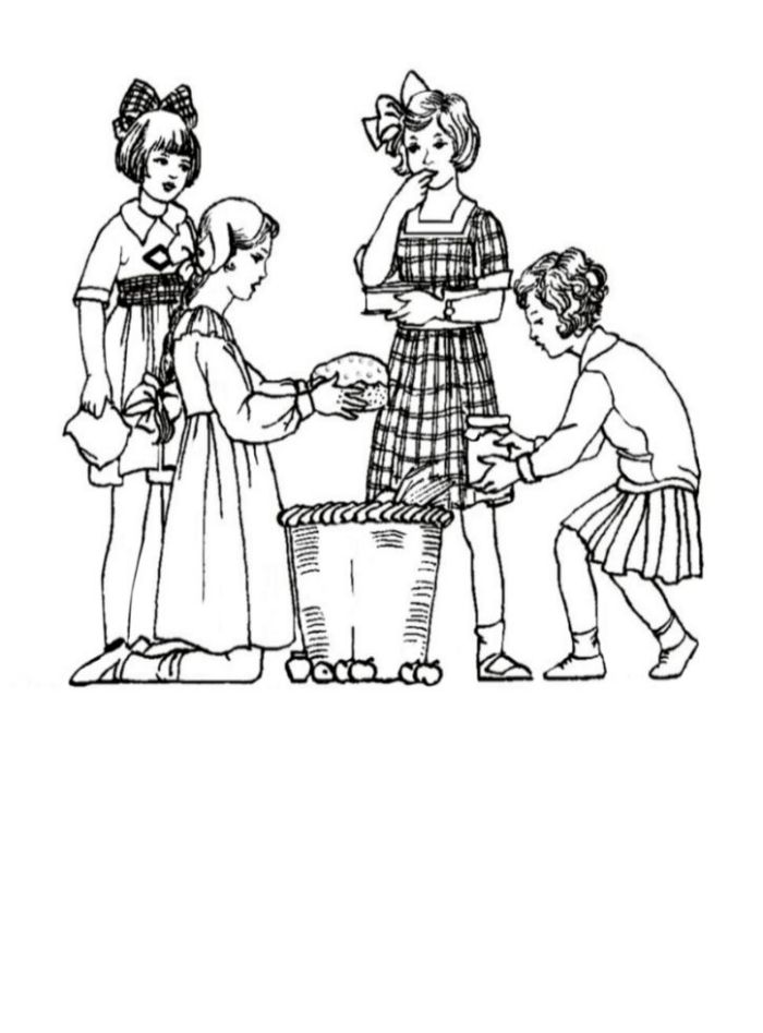 kids drawing pages coloring sheets | Children in Costume History 1910-1920 Edwardian Fashions ...