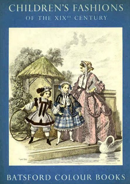 Girl S Clothes In C19th Children S Costume History With