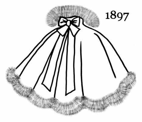 Cloak Fashion History 3 Victorian And Edwardian Cloaks And Capes