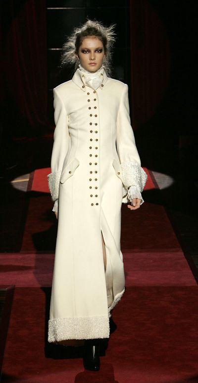 Fashion History Of Women S Coats And Jackets 2006 7