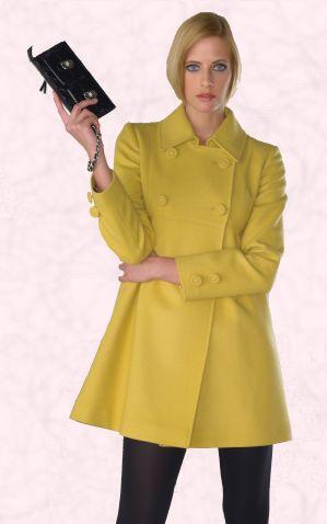 Womens Winter Coats Fashion Trend Maxi Coat Autumn 2006