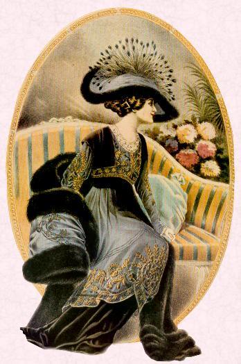 la belle epoque   fashion history edwardian era