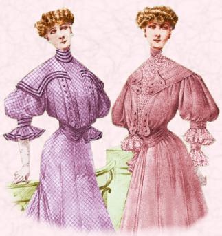 La Belle Epoque 1890-1914 Fashion History  Edwardian Era - Fashion