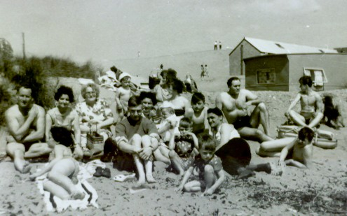 Photos On Beach Uk Early 1930s To 1970s Fashion History