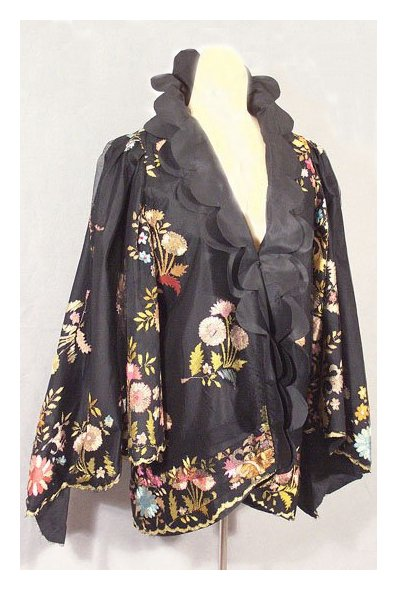 Collecting Antique Vintage Couture Clothes 5 Fashion History
