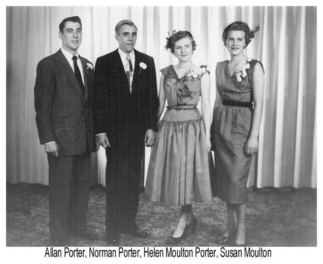 1950s Old Wedding Photos Year 1953 Bride In Short